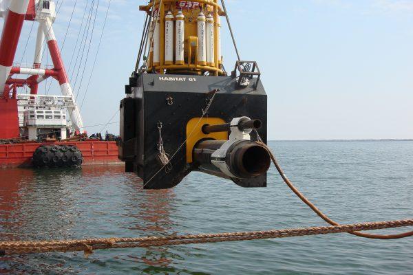 P 4072 - GSP Sochi Pipeline Hyperbaric Repair - 2012 00053